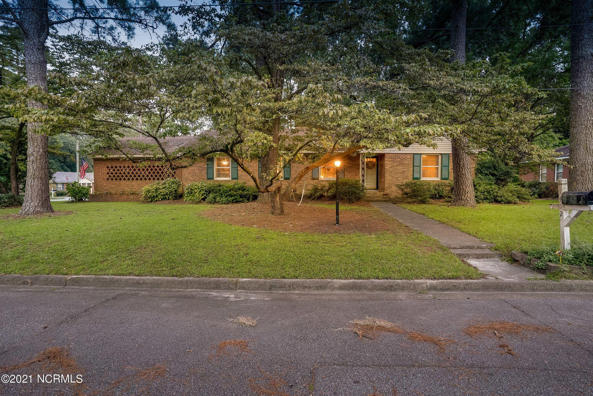 Photo of 1412 Evergreen Drive, Greenville, NC 27858 (MLS # 100286599)