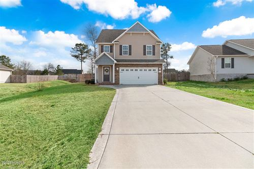 Photo of 242 Rowland Drive, Richlands, NC 28574 (MLS # 100209600)