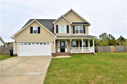 Photo of 207 Willoughby Lane, Jacksonville, NC 28546 (MLS # 100272600)