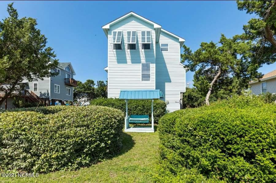 Photo of 208 Cedar Lane, Atlantic Beach, NC 28512 (MLS # 100285600)