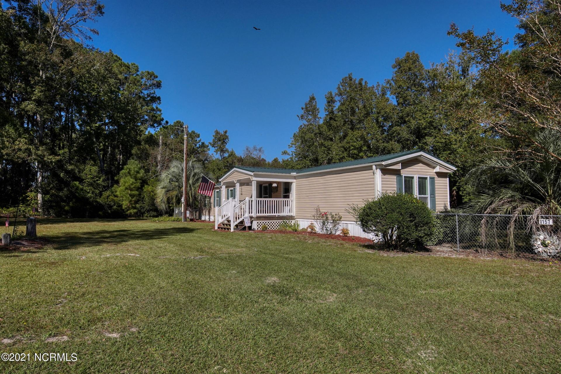Photo of 1157 Riverview Drive, Calabash, NC 28467 (MLS # 100296600)