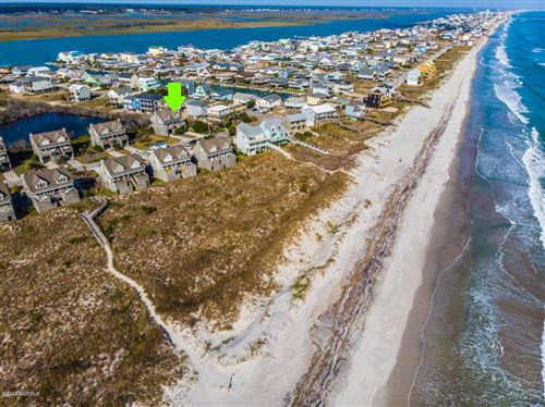 Photo of 2104 Ocean Boulevard #A, Topsail Beach, NC 28445 (MLS # 100189601)