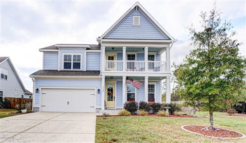Photo of 13009 Bending River Way, Leland, NC 28451 (MLS # 100192601)