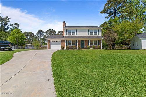 Photo of 301 Greenbriar Drive, Jacksonville, NC 28546 (MLS # 100213603)
