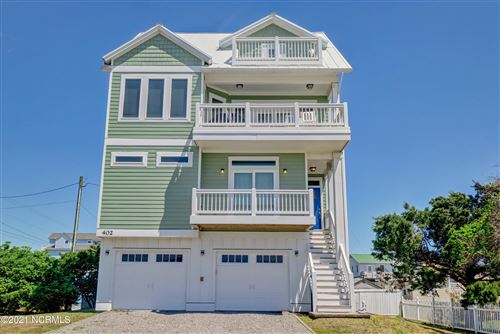 Photo of 402 N Topsail Drive, Surf City, NC 28445 (MLS # 100260603)