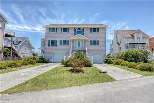 Photo of 113 S Permuda Wynd, North Topsail Beach, NC 28460 (MLS # 100225604)