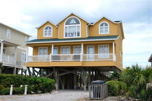 Photo of 913 Ocean Boulevard W, Holden Beach, NC 28462 (MLS # 100270605)