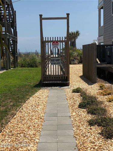 Photo of 930 Fort Fisher Boulevard S, Kure Beach, NC 28449 (MLS # 100276605)