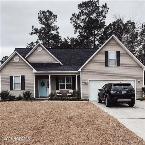 Photo of 101 Yucca Court, Jacksonville, NC 28546 (MLS # 100255606)