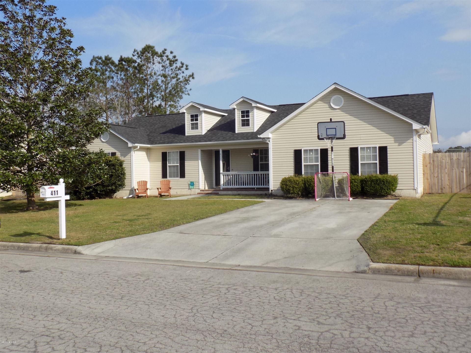 411 Spring Drive, Jacksonville, NC 28540 - #: 100209606