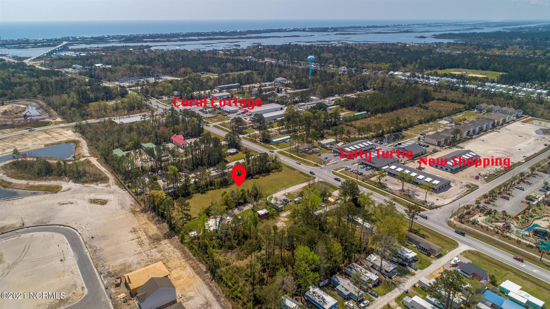 Photo for 13900 Nc 50 Highway, Surf City, NC 28445 (MLS # 100265606)