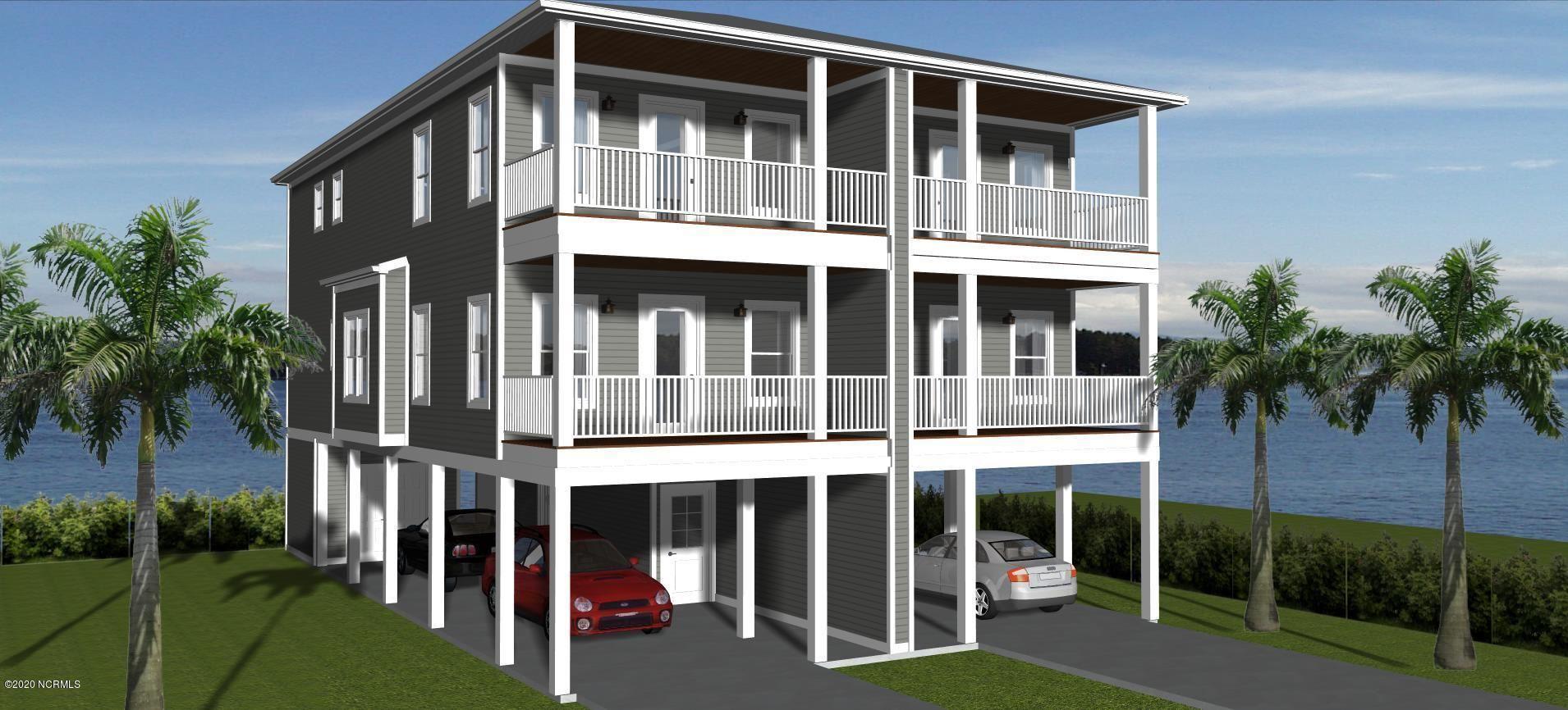 Photo of 1308 Mackerel Lane #2, Carolina Beach, NC 28428 (MLS # 100267606)