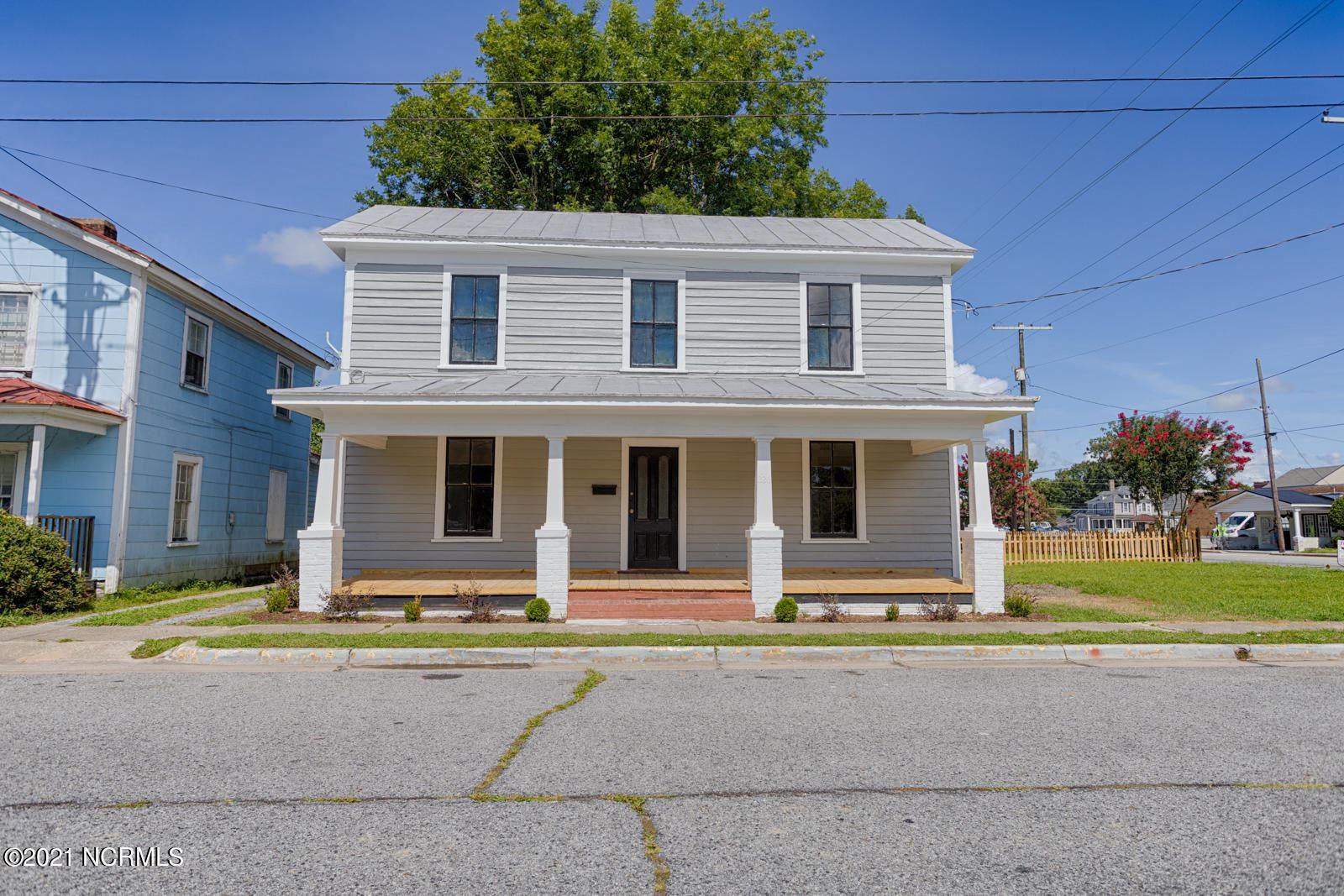 Photo of 226 N Bonner Street, Washington, NC 27889 (MLS # 100286606)