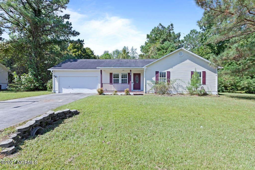 Photo of 106 Fountain Drive, Jacksonville, NC 28540 (MLS # 100292606)