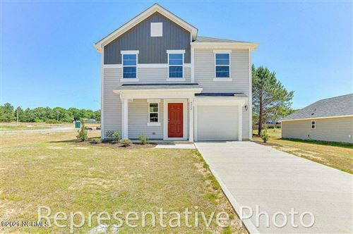 Photo of 202 New Home Place #Lot 2, Holly Ridge, NC 28445 (MLS # 100269607)
