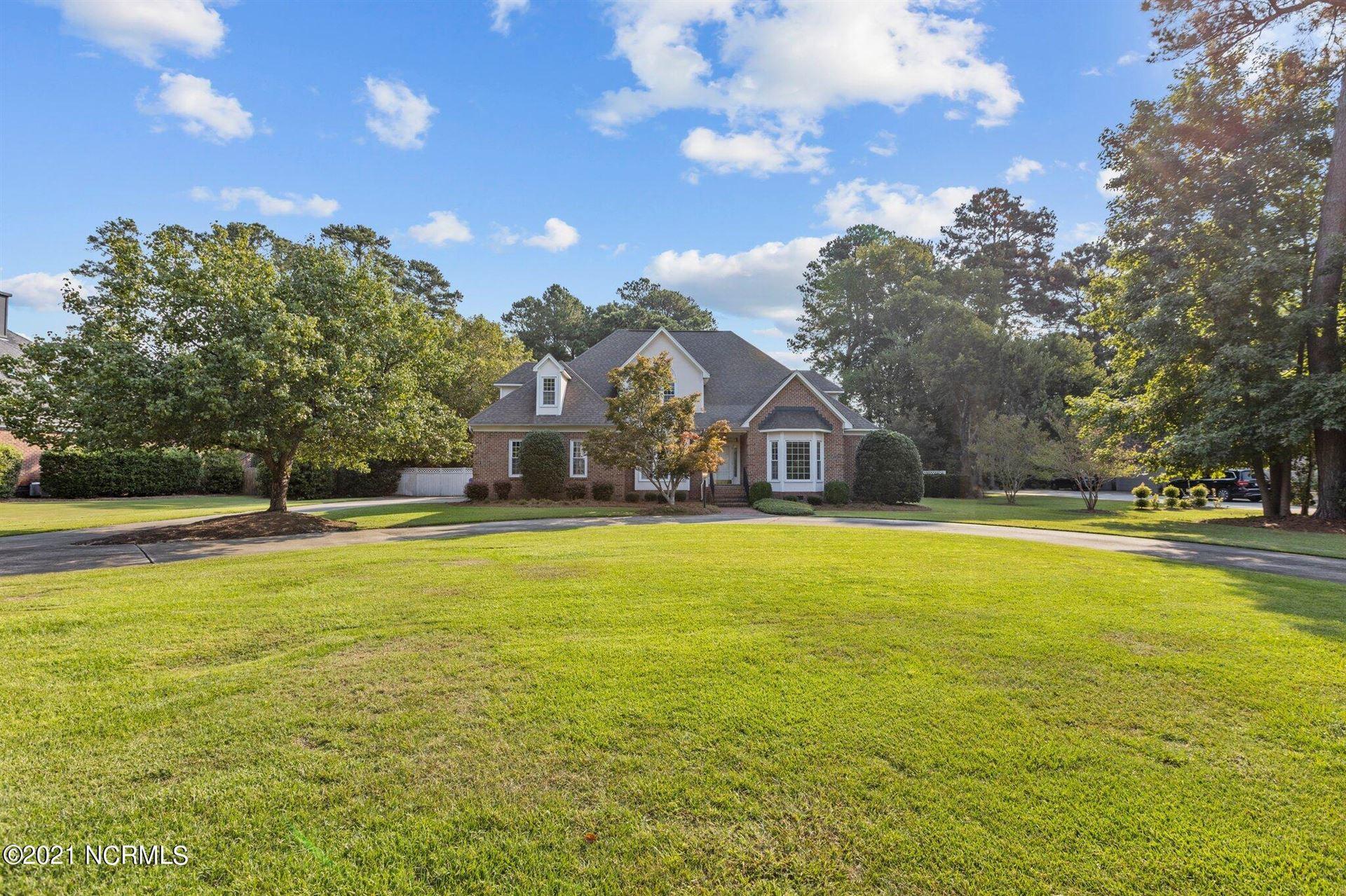 Photo of 3905 Fernwood Lane, Greenville, NC 27834 (MLS # 100283607)