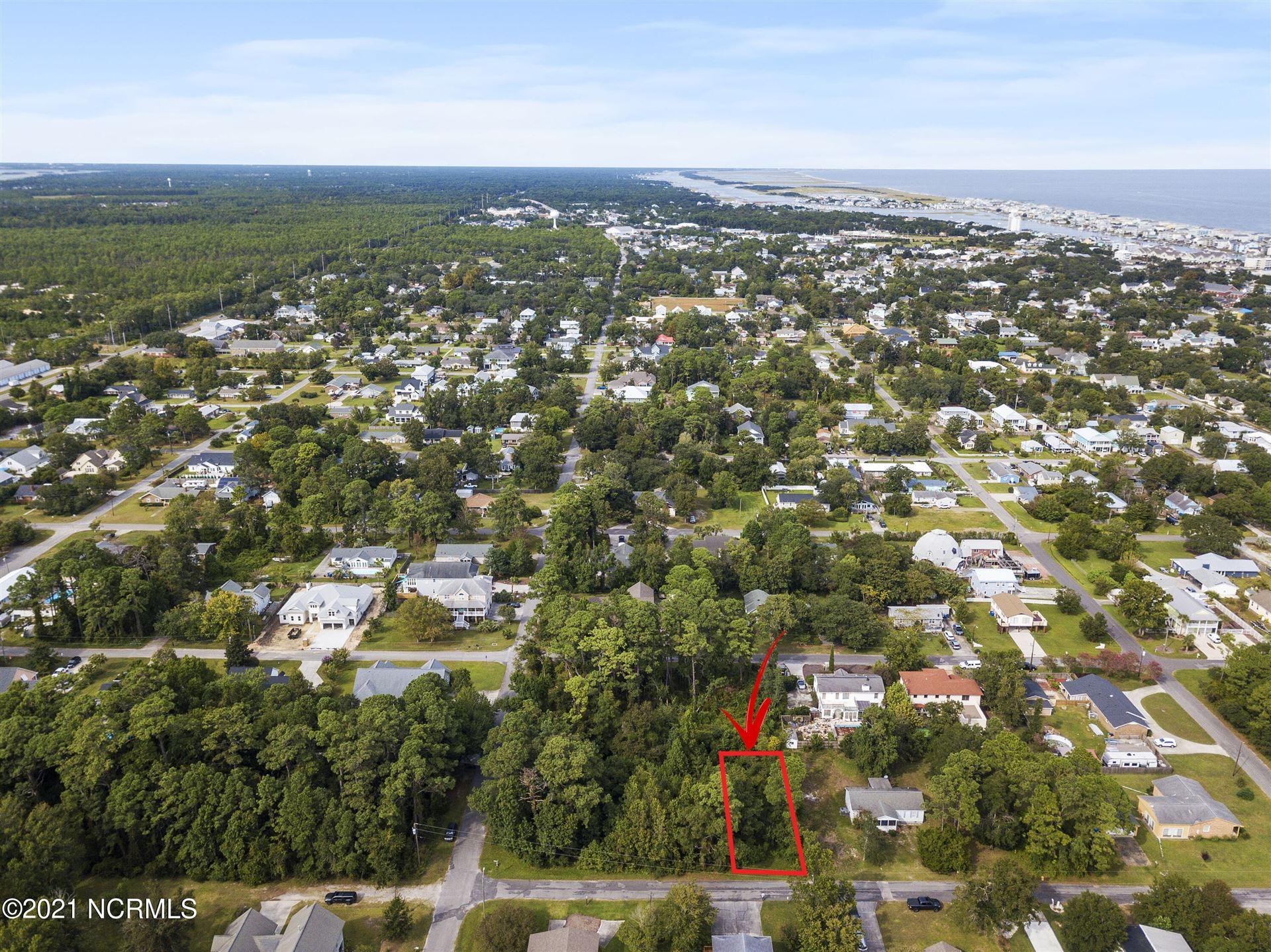 Photo of 614 Birmingham Avenue, Carolina Beach, NC 28428 (MLS # 100288610)