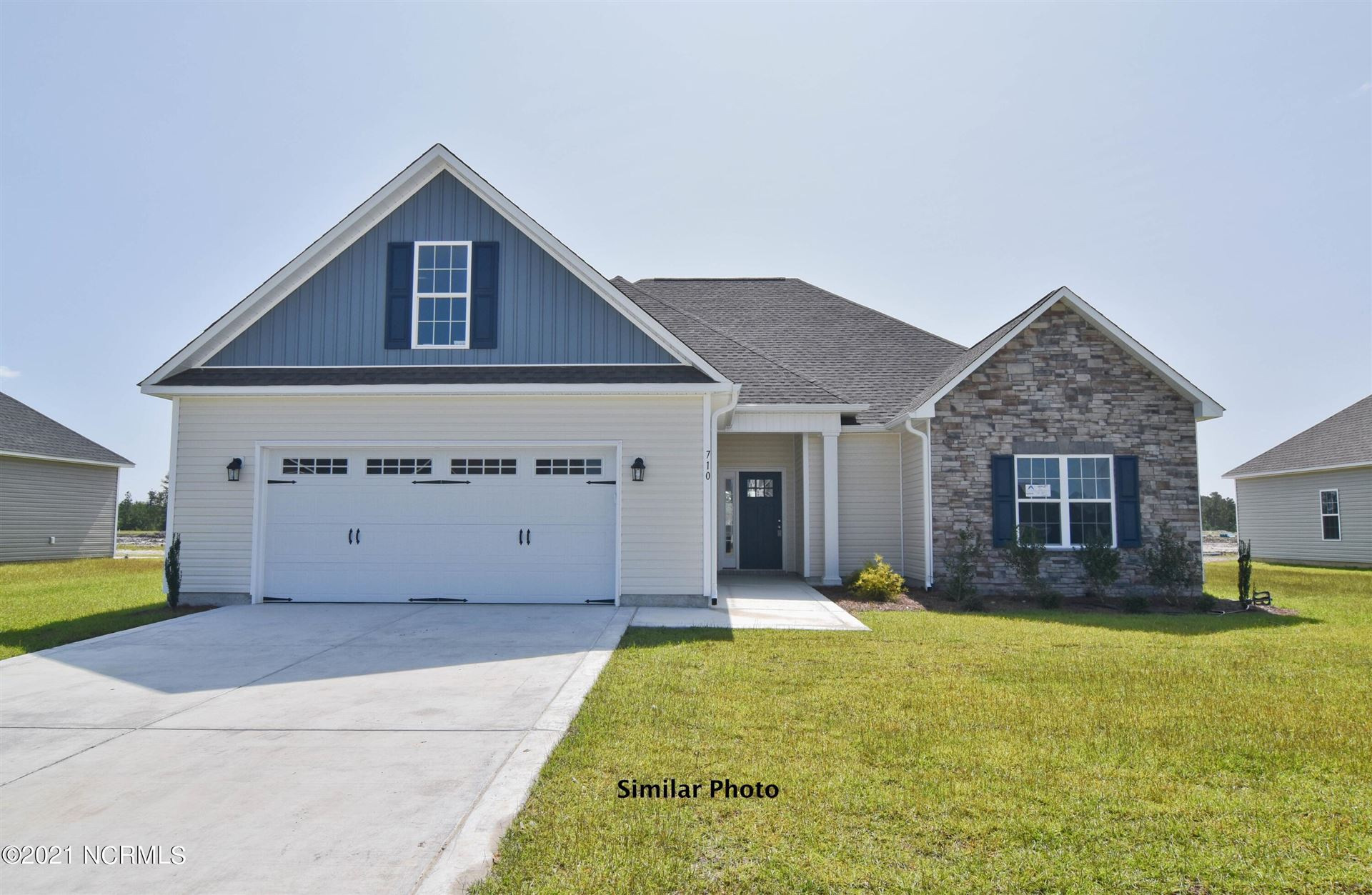 Photo of 412 Water Wagon Trail, Jacksonville, NC 28546 (MLS # 100289610)