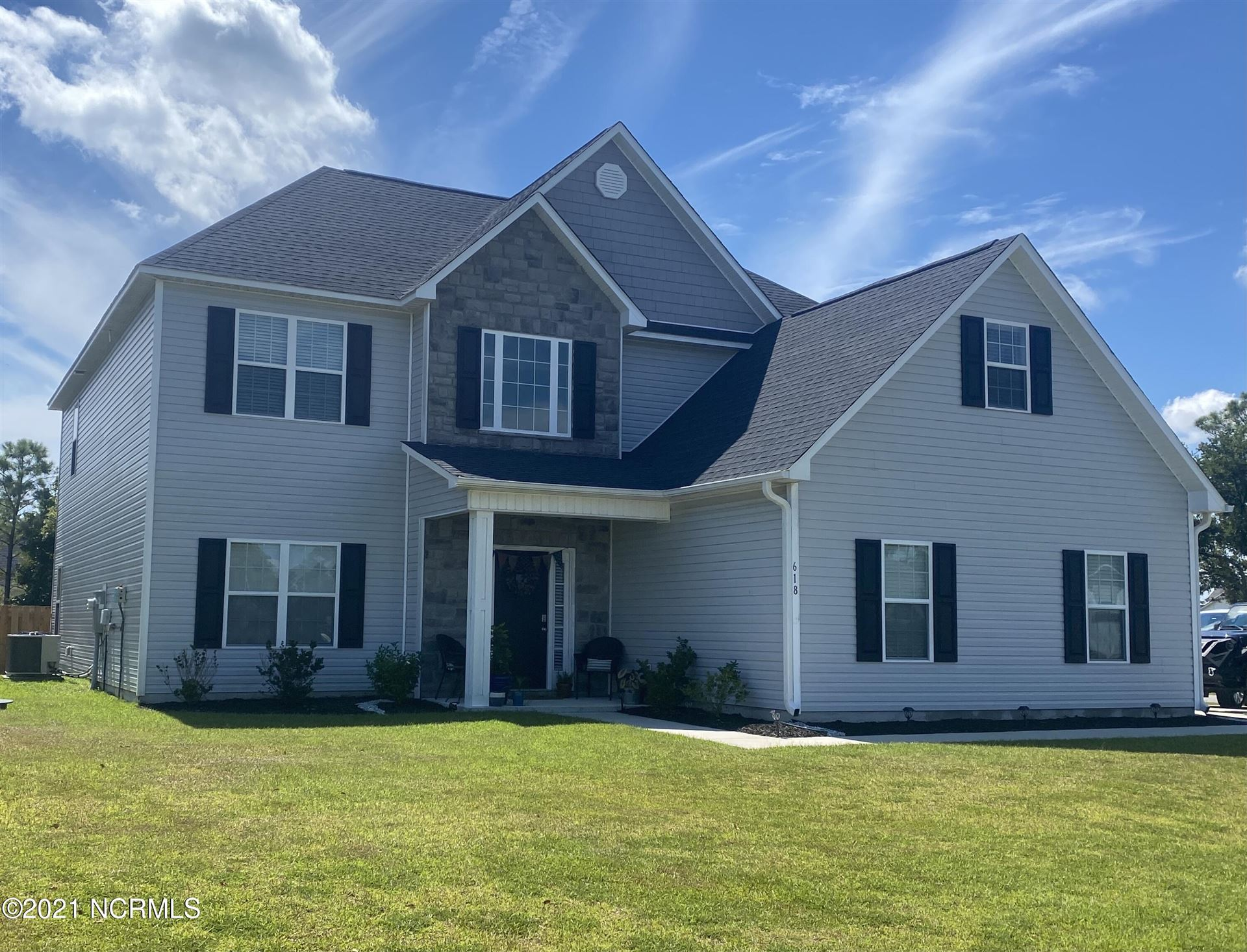 Photo of 618 Prospect Way, Sneads Ferry, NC 28460 (MLS # 100291611)
