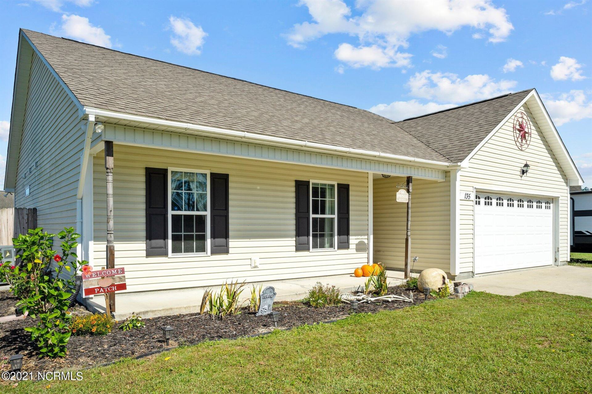Photo of 135 Christy Drive, Beulaville, NC 28518 (MLS # 100295611)