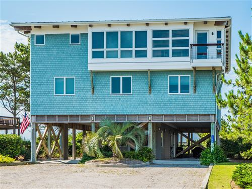 Photo of 1283 Ocean Boulevard W, Holden Beach, NC 28462 (MLS # 100255612)