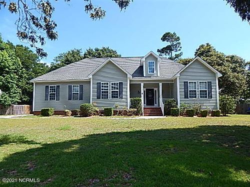 Photo of 118 Shellbank Drive, Sneads Ferry, NC 28460 (MLS # 100276613)
