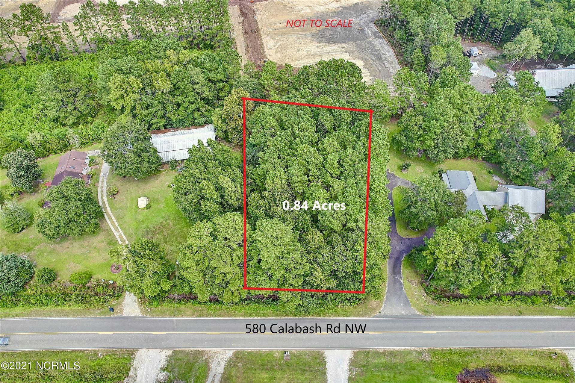 Photo of 580 Calabash Road NW, Calabash, NC 28467 (MLS # 100296613)