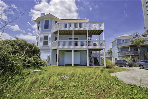 Photo of 129 S Permuda Wynd Drive, North Topsail Beach, NC 28460 (MLS # 100237614)
