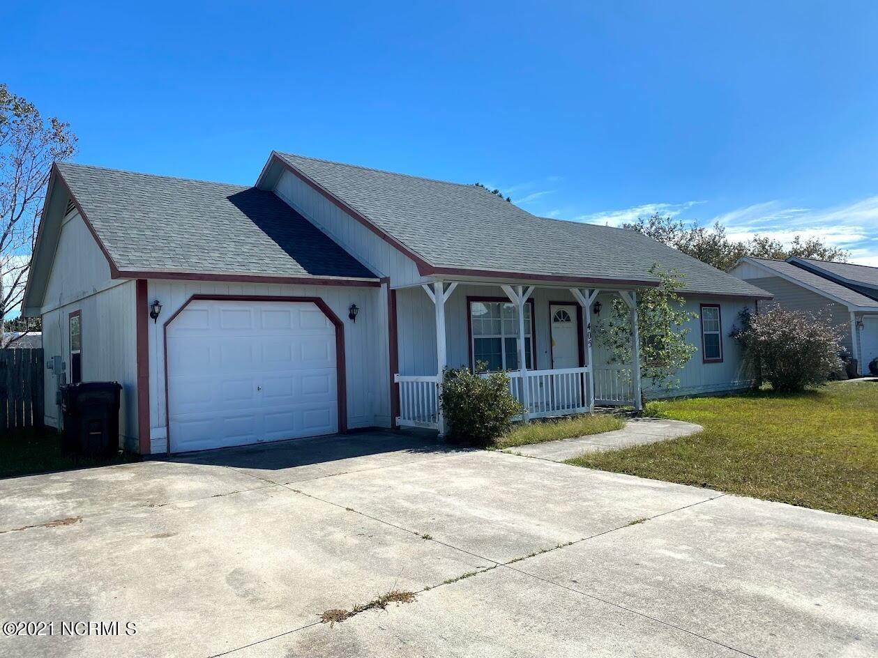 Photo of 405 Hooks Lane, Hubert, NC 28539 (MLS # 100293614)