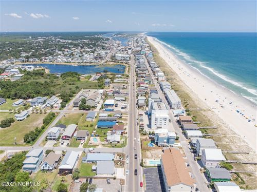 Tiny photo for 804 Fourth Street S #Unit 1, Carolina Beach, NC 28428 (MLS # 100284615)