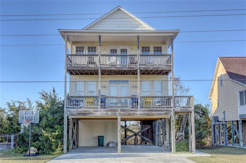 Photo of 1415 N New River Drive, Surf City, NC 28445 (MLS # 100245616)
