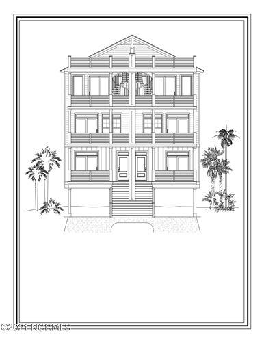 Photo of 707 Carolina Beach Avenue N #1, Carolina Beach, NC 28428 (MLS # 100264616)