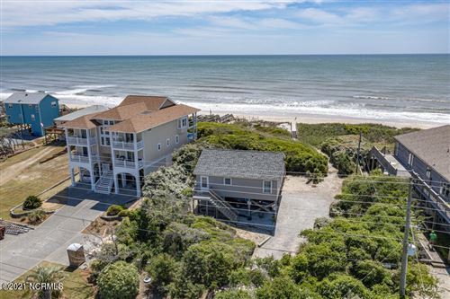 Photo of 3600 Island Drive, North Topsail Beach, NC 28460 (MLS # 100269616)