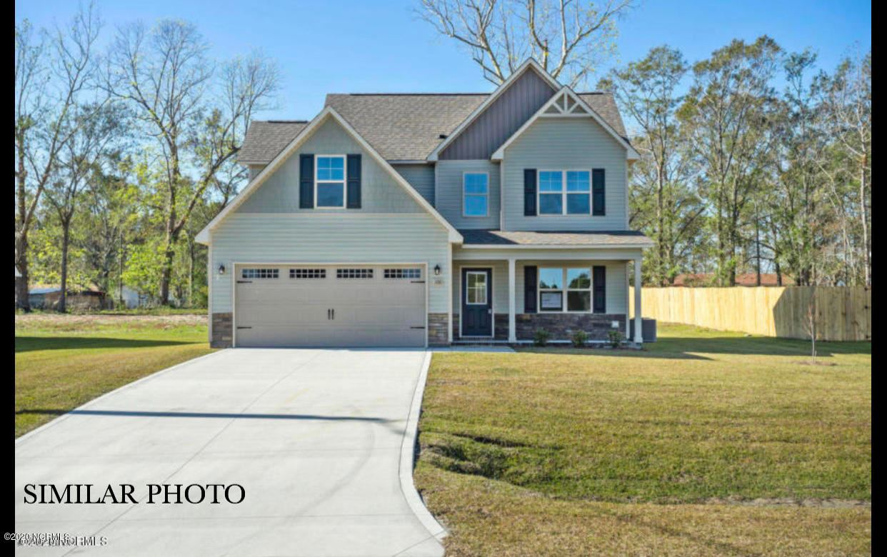 Photo of 100 Easton Drive, Richlands, NC 28574 (MLS # 100263616)