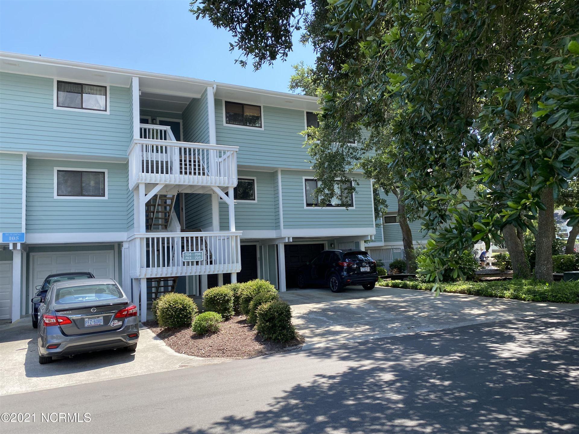 Photo for 105 Teakwood Drive #703, Carolina Beach, NC 28428 (MLS # 100280616)