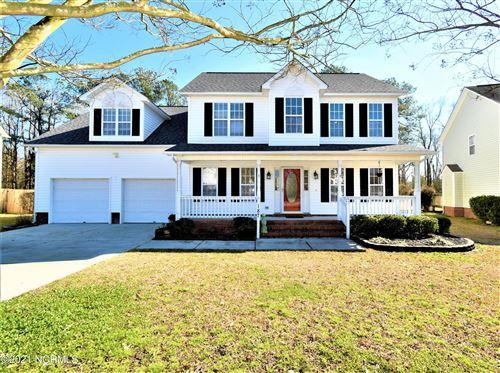 Photo of 187 Bridlewood Drive, Jacksonville, NC 28540 (MLS # 100257617)