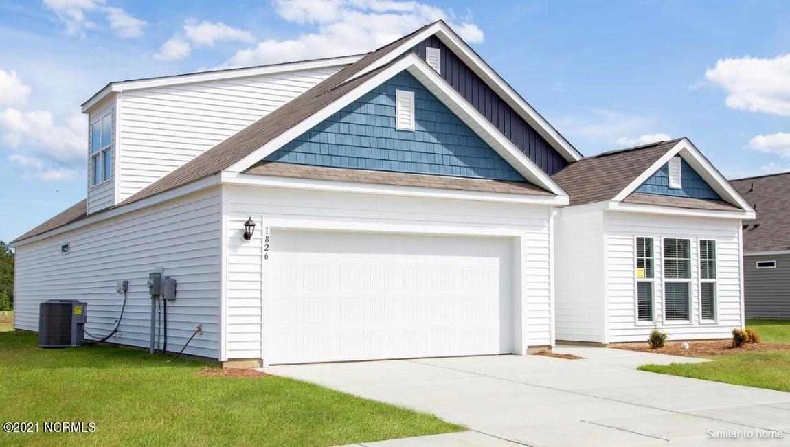 Photo of 1240 Hidden Creek Drive NE #Lot 53, Leland, NC 28451 (MLS # 100295617)
