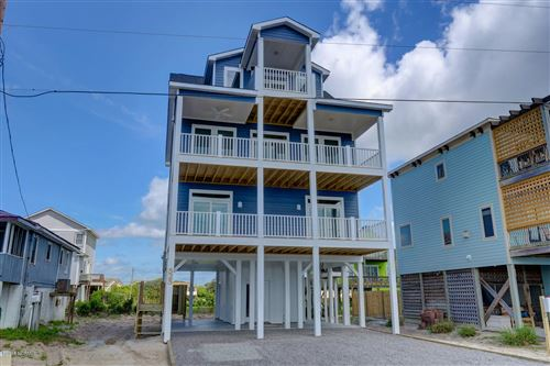 Photo of 2619 S Shore Drive, Surf City, NC 28445 (MLS # 100198618)