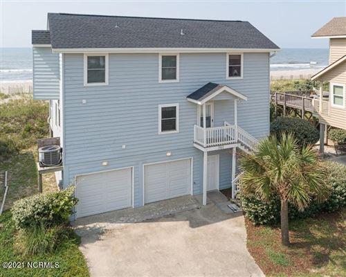 Photo of 361 Ocean Boulevard W, Holden Beach, NC 28462 (MLS # 100283618)