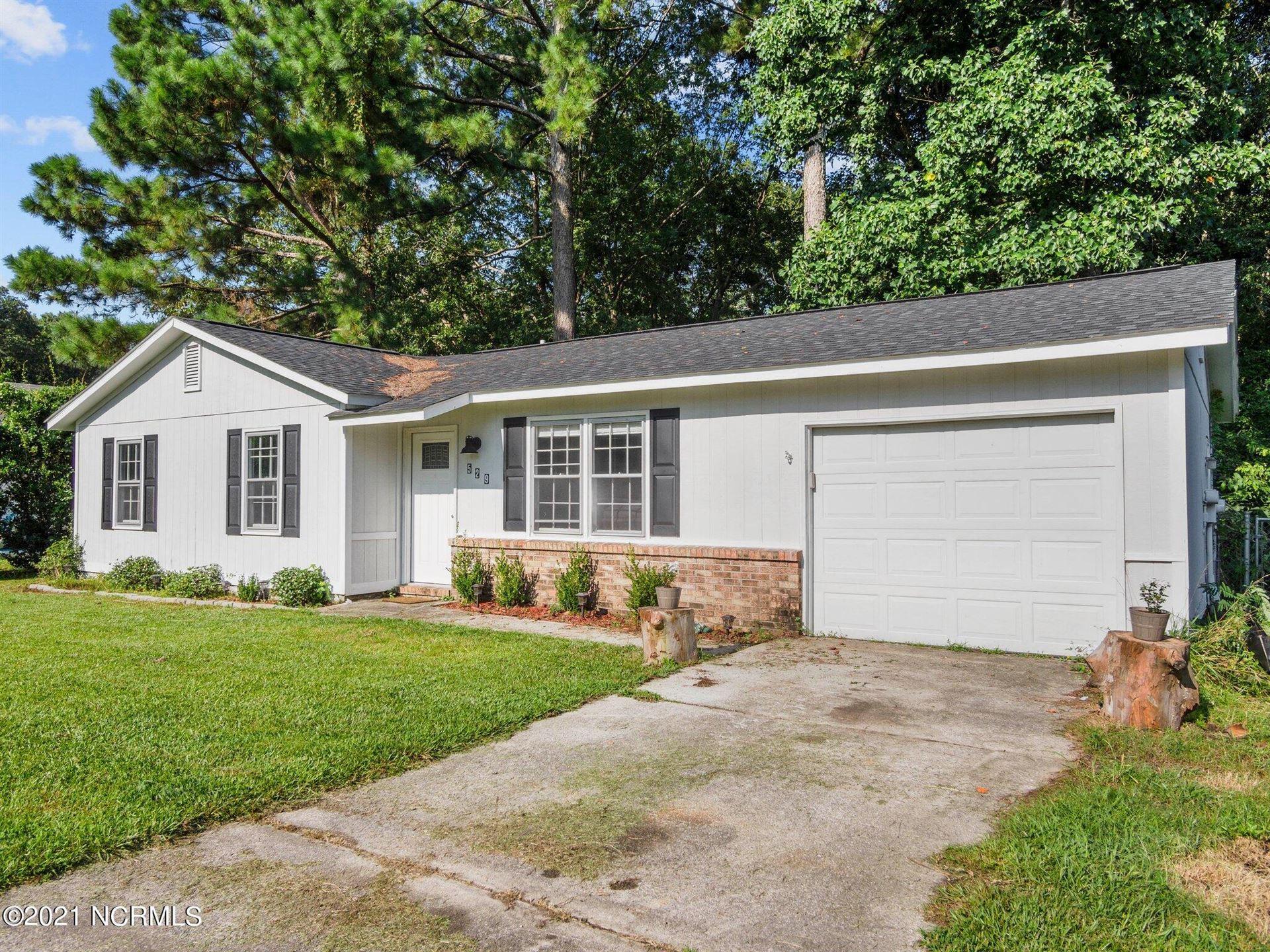 Photo of 529 Oci Drive, Jacksonville, NC 28540 (MLS # 100285618)
