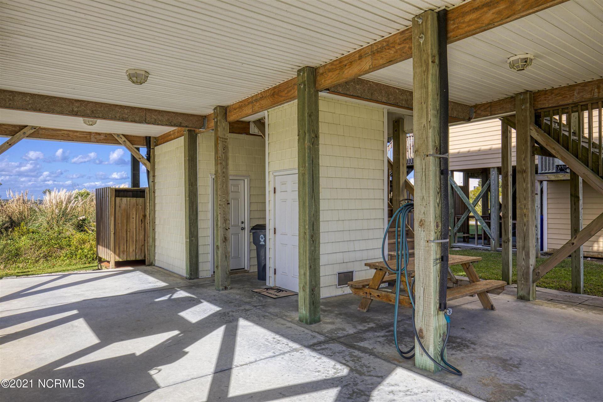 Photo of 3279 Island Drive, North Topsail Beach, NC 28460 (MLS # 100296618)