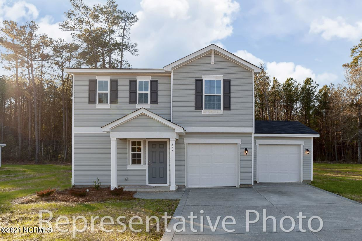 Photo for 204 New Home Place #Lot 3, Holly Ridge, NC 28445 (MLS # 100269619)