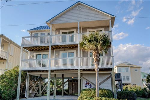 Photo of 1708 S Anderson Boulevard, Topsail Beach, NC 28445 (MLS # 100198620)