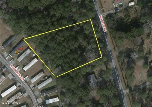 Photo of Tbd Walton Road, Midway Park, NC 28544 (MLS # 100227621)