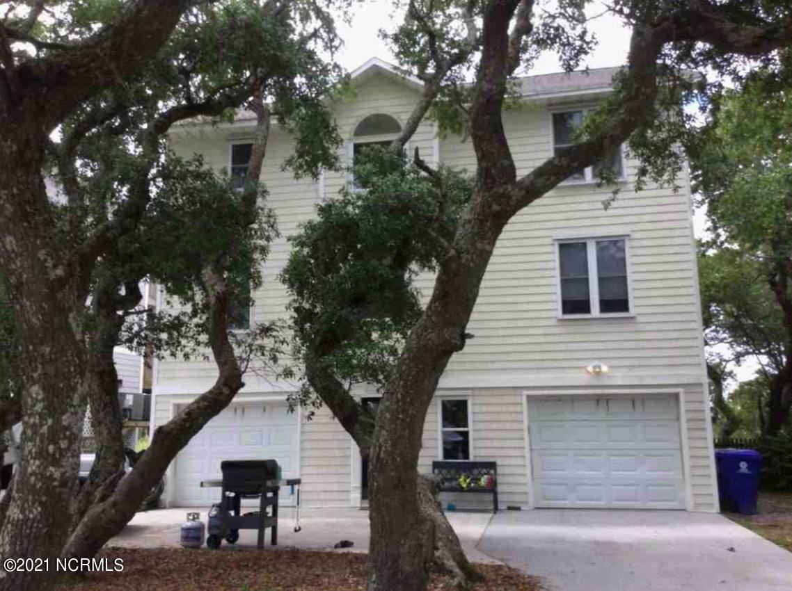 Photo for 101 N Harbor Drive, Surf City, NC 28445 (MLS # 100279621)