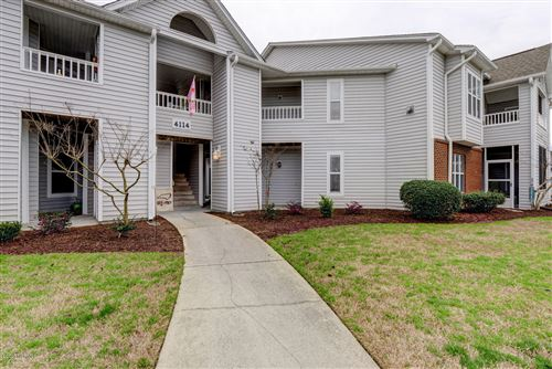 Photo of 4114 Breezewood Drive #104, Wilmington, NC 28412 (MLS # 100205622)