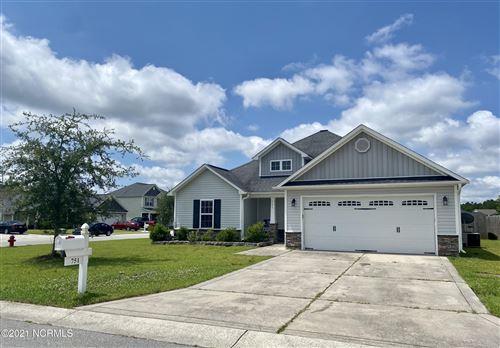 Photo of 751 Radiant Drive, Jacksonville, NC 28546 (MLS # 100277622)