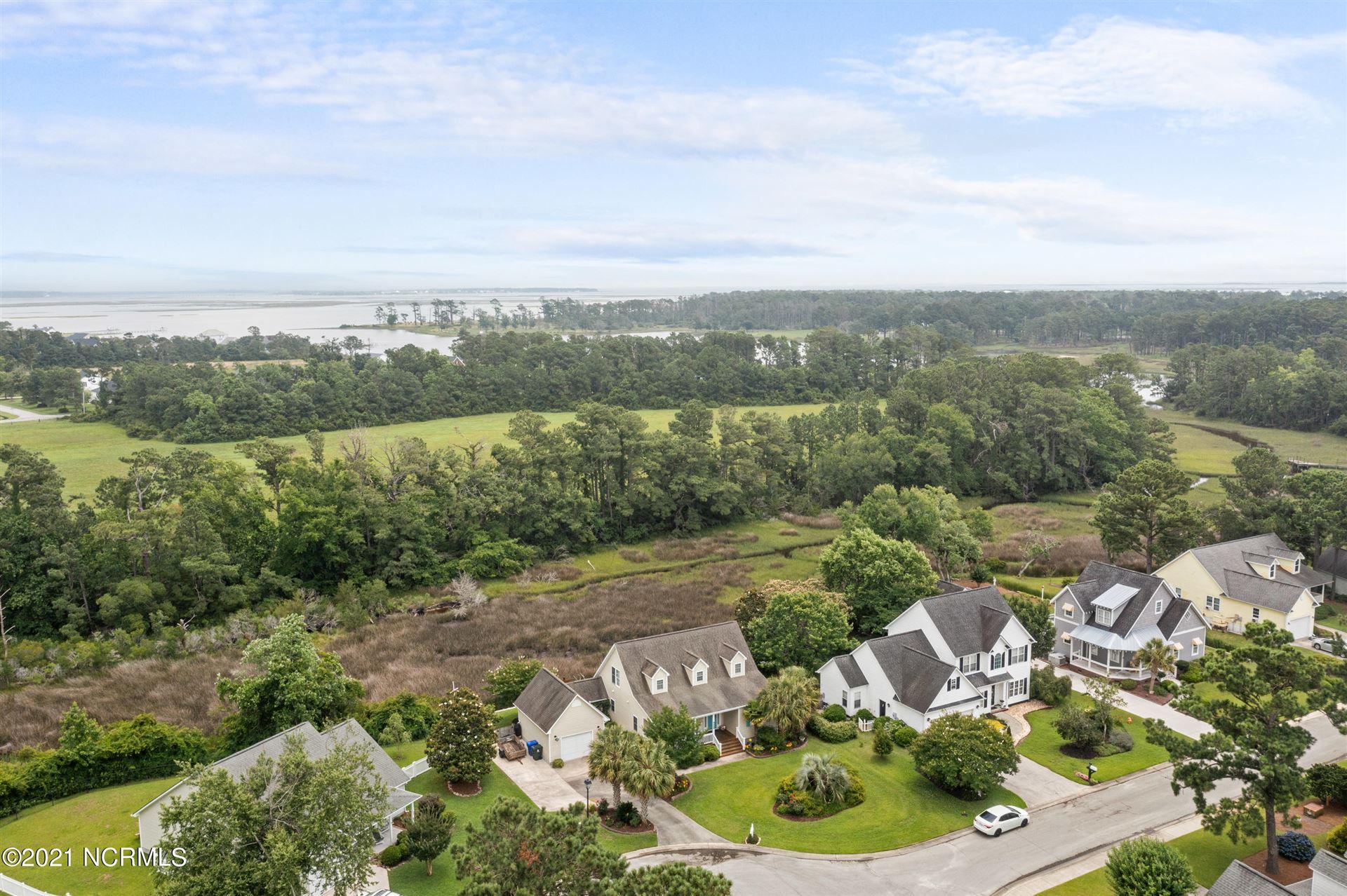 Photo of 109 Plantation Circle, Beaufort, NC 28516 (MLS # 100276623)