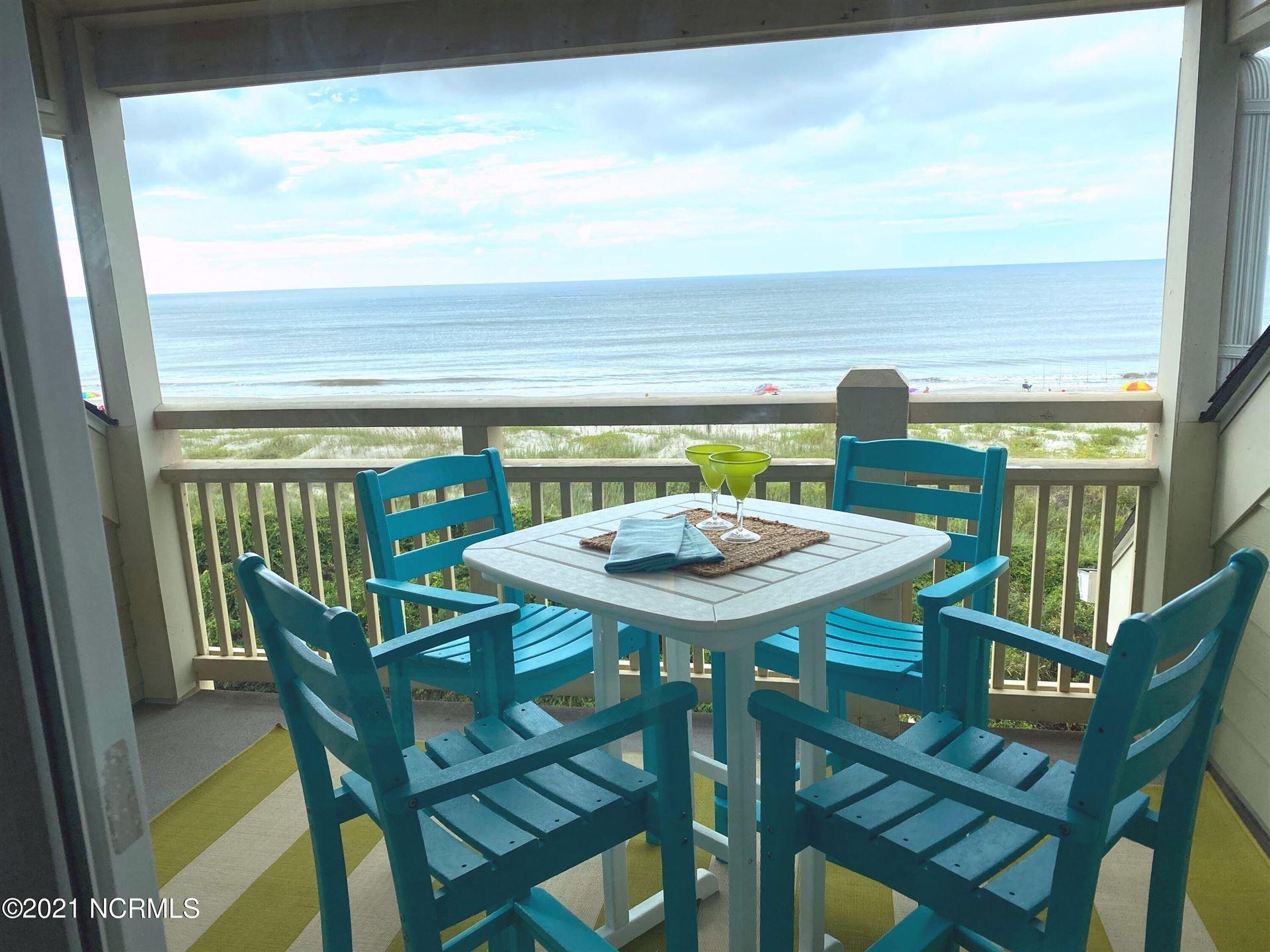 Photo of 1000 Caswell Beach Road #1306, Caswell Beach, NC 28465 (MLS # 100294624)