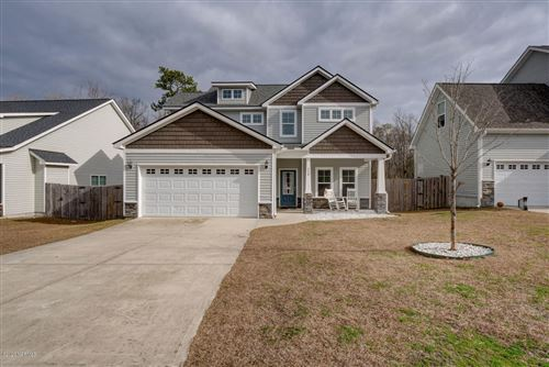 Photo of 228 Peggys Trace, Sneads Ferry, NC 28460 (MLS # 100196625)